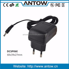 CE UL TUV GS FCC KC best selling 5V 1.2A power adapter