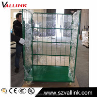 High Precision foldable roll off container for sale