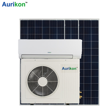 green energy split solar air conditioners in china