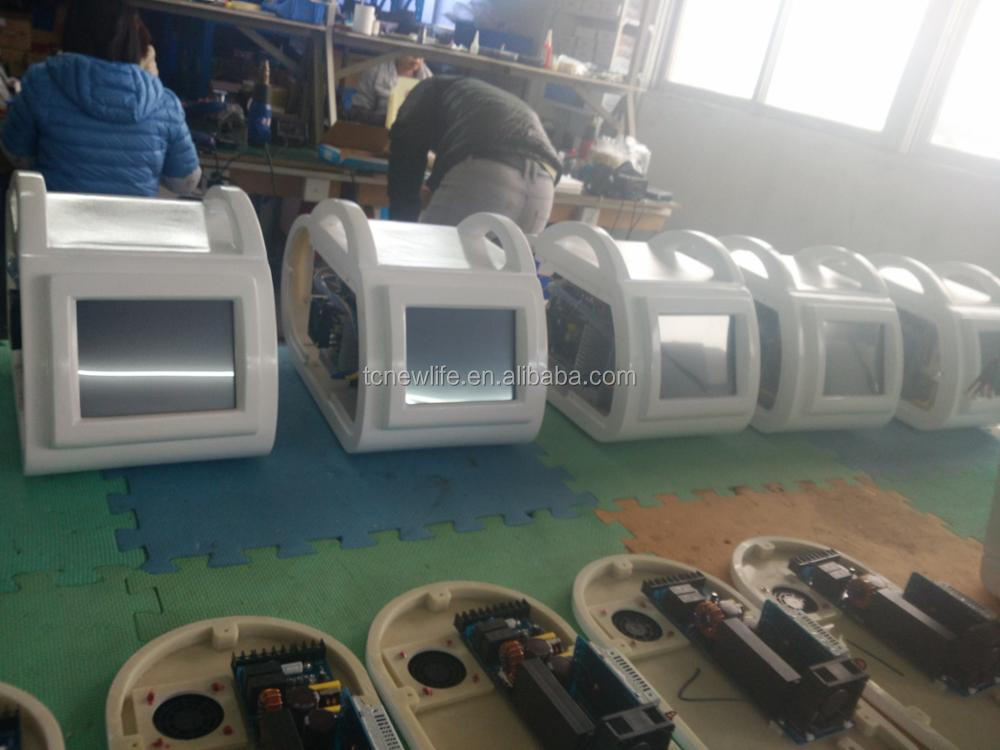 RUV501 Real Factory !Ultrasound cavitation weight loss vacuum rf face shaping ultrasound machine