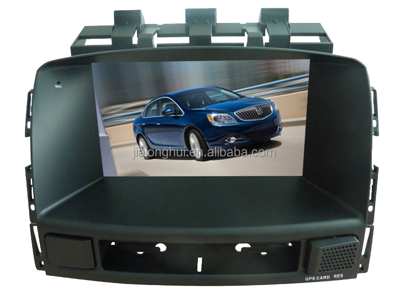 "Super fast 800MHz CPU 7"" car GPS for Buick Excelle XT/GT, Opel/Vauxhall Astra CD400 DVD Radio GPS"