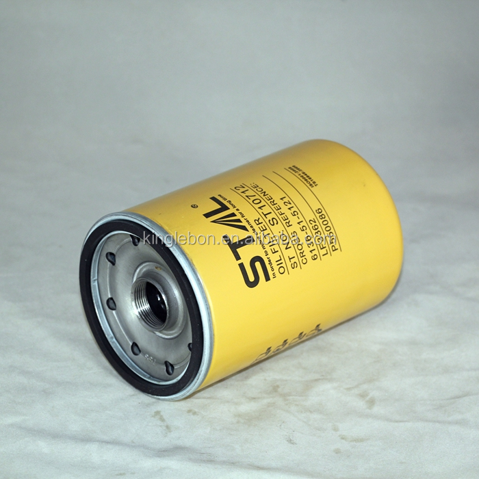 High quality oil Filters 6136-51-5121 LF3664 LF3362 P550086