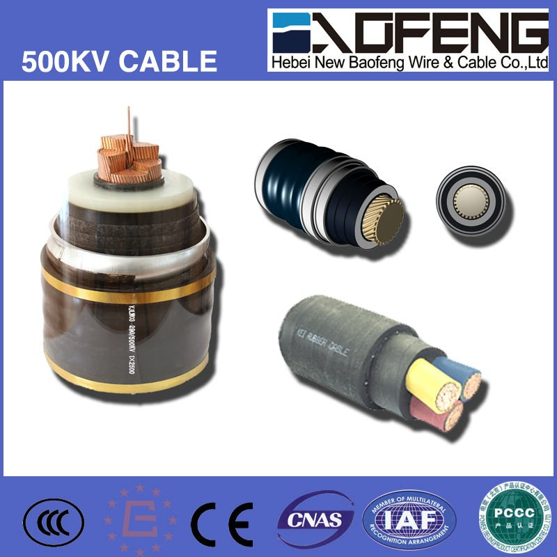 XLPE Insulated cable/Copper/Al Conductor PVC Sheathed /4 Core Power Cable/made in China cable