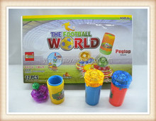 Fashion plastic kids Spin top toy