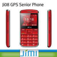 JIMI Old People SOS Phone SOS Emergency Button Family GPS Tracking Device Ji08