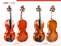 "Handmade Music instrument 21"",24"" ,26""Violin,Spruce with tiger striges MA/MB Case/Bow/Rosin"