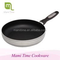 Aluminum marble coating fry pan fryign pan sets non stick cookware sets