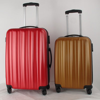 New ABS PC Luggage Trolley Luggage