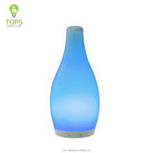 Soft light smart wireless bluetooth bottle shape colour changing candles