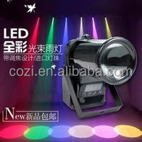 10w 4in1 Mini LED DMX Pin Spot Light