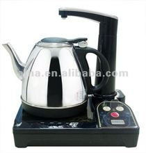 Novel electric kettle with teapot set