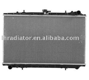 Factory price auto brazed radiator DPI2444 for cooling systems parts