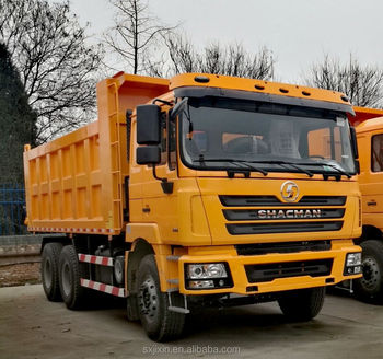 shaanxi SHACMAN F3000 dump truck for export