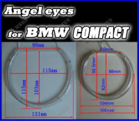2014 latest Hot selling Wholesale CCFL Angel Eyes Kit for E46 compact for bmw