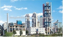 Dry process rotary kiln Cement plant