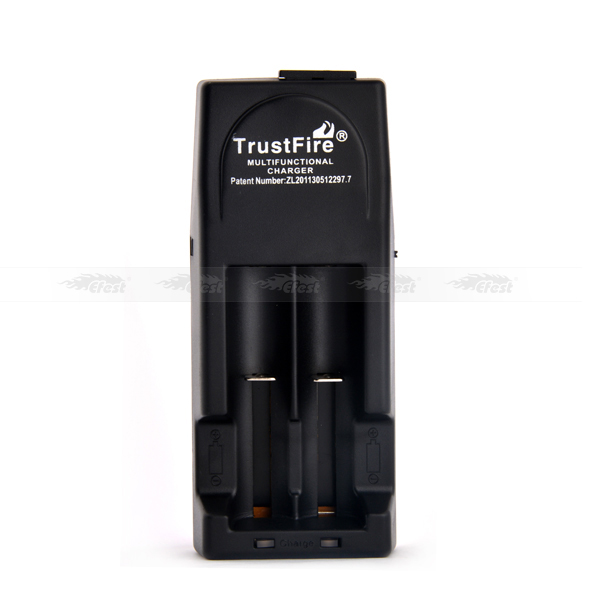 2015 newest style trustfire 001 18650 battery charger for australia market