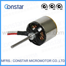 28mm 16V low price precision outrunner brushless dc motor for small electric aircraft