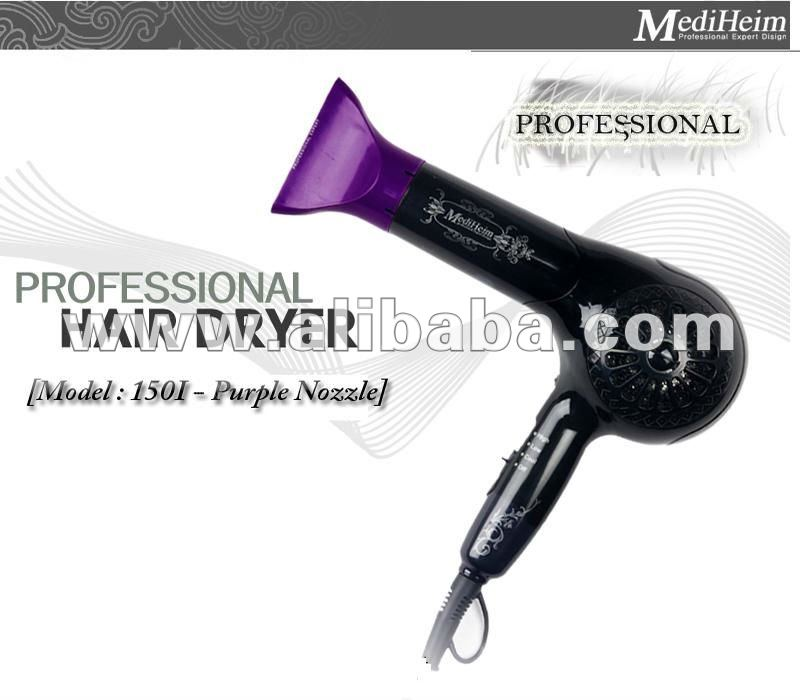 crystal shine hairdryer