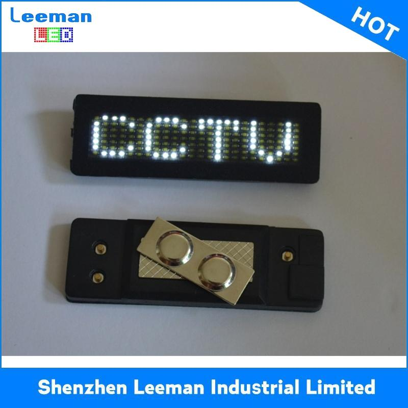 shop name board program moving message led programmable outdoors sign