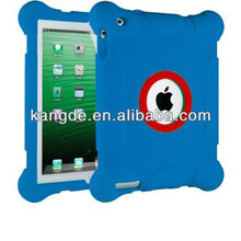 9.7 inch tablet case rugged silicone case for kids drop protection