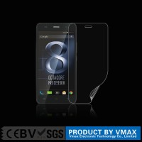 Newest Arrival High Clear 3 Layers Anti-scratch 4H screen protector for Lava Iris X8 OEM/ODM