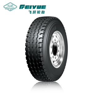 Best chinese brand DOUBLE COIN 12R22.5 semi truck tires