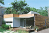 The latest container transformation of housing, energy saving environmental housing