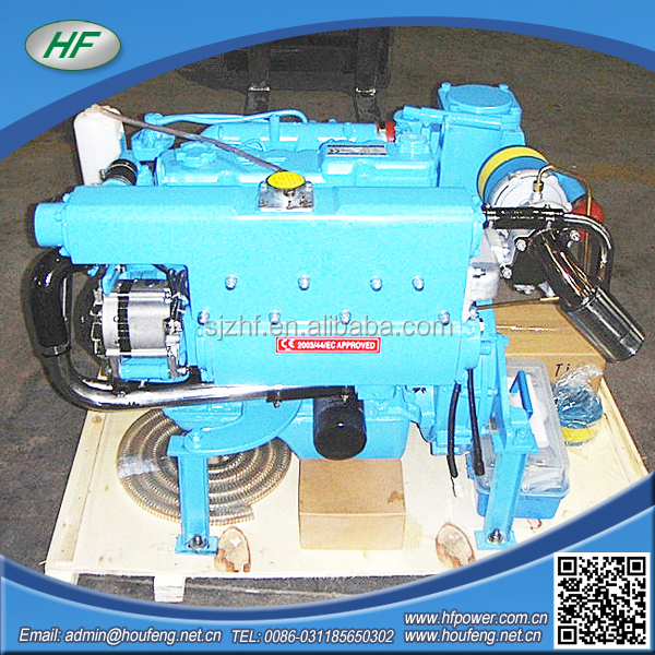HF-498 Buy Wholesale China Marine Diesel Engine