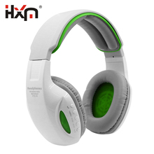 factory price wireless over the ear headphones usb wireless gaming headset for mobile phone