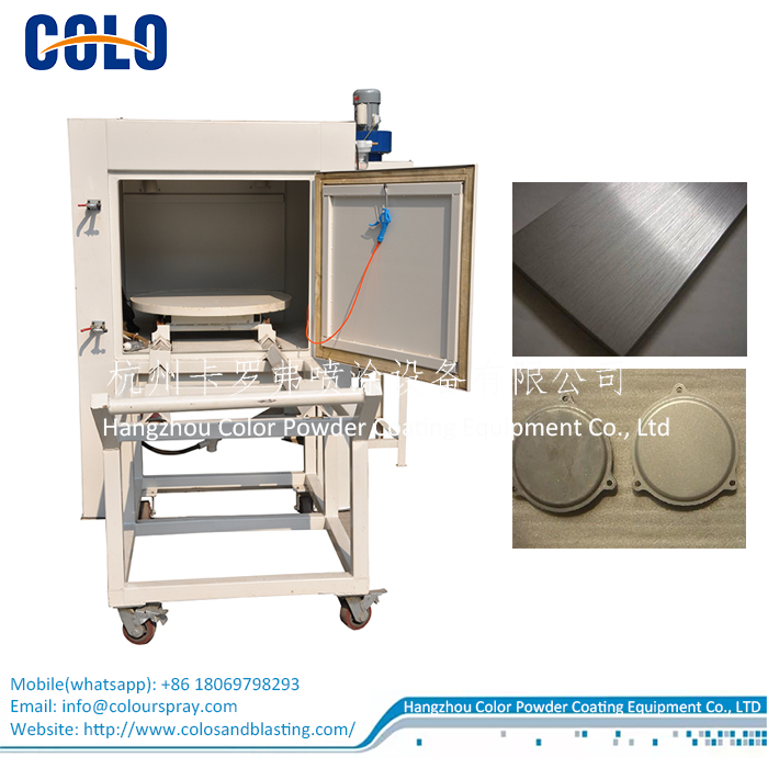COLO-1212FTA Heavy Duty Sandblasting Machine