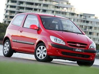 Spare Parts for Hyundai Getz