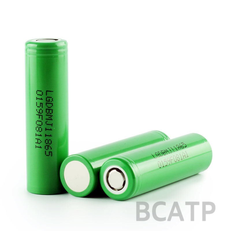 High Capacity LGMJ1 lithium 18650 li ion battery rechargeable battery 3.7v 3500mah