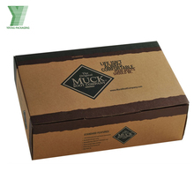 China Wholesale High Quality Custom Logo Printed Corrugated Cardboard Wine Boxes