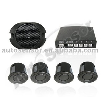 fashionable buzzer parking sensor system