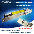 Access control system dead bolt lock with key ( NI-400T )
