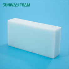 SUNWAY Alibaba Market Hot Sale Melamine Material Eraser Sponge For Chair Wash