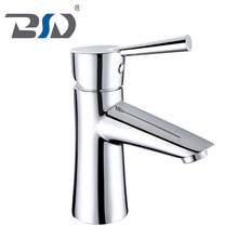 Bathroom Basin Faucet Chrome Brass Sink Mixer Single Lever Watermark Faucets Deck Mounted Basin Tapwares