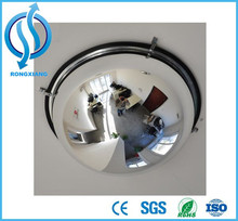 Acrylic high quality full dome mirror spherical mirror