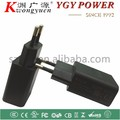 usb charger efficiency level 6 5v2a for iphone 3g/3gs/4g wall mount adapter with CE