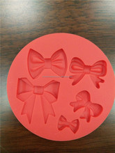 100% food grade silicone 3D fondant mold for cake decorating products