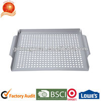 Customized Bakery Tray Easily Cleaned Frying