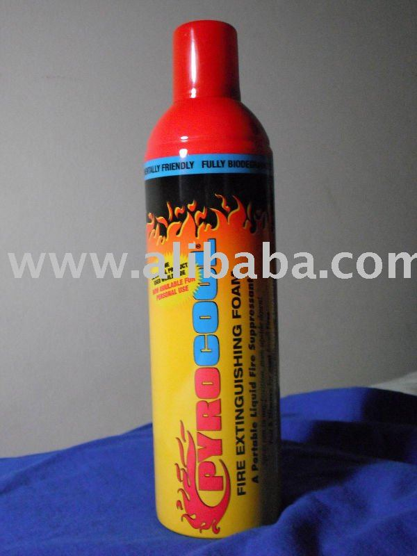 Pyrocool Aerosol Fire Extinguisher 400 ml