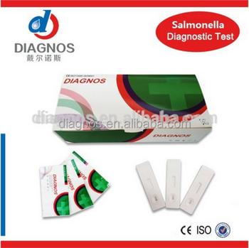 S Typhi Ag Test Salmonella Antigen Test Kits Feces Stool