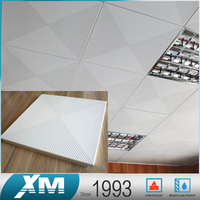 Top Selling Interior Decor Reflective Waterproof Bathroom Ceiling Panels