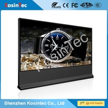 6.7mm 5.5mm 46 inch full hd seamless lcd video wall/surveillance monitor