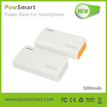 Universal 5v Li-ion battery pack, intelligent power banks
