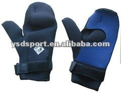 factory custom neoprene sport gloves