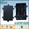 TBH-2A-3G Ningbo TECO 4.5V 3 x AA Batteries Waterproof Battery Holder Case Container w On/Off Switch