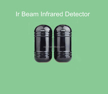 2 Beams Digital Active Infrared IR Beam Sensor / Photoelectric beam detector / Perimeter Beam Barrier