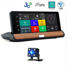 [BOLAN, Better Quality & Reasonable price] 7 inch Android Touch Screen Car DVR GPS Navigation with Wifi, BT and Back Camera